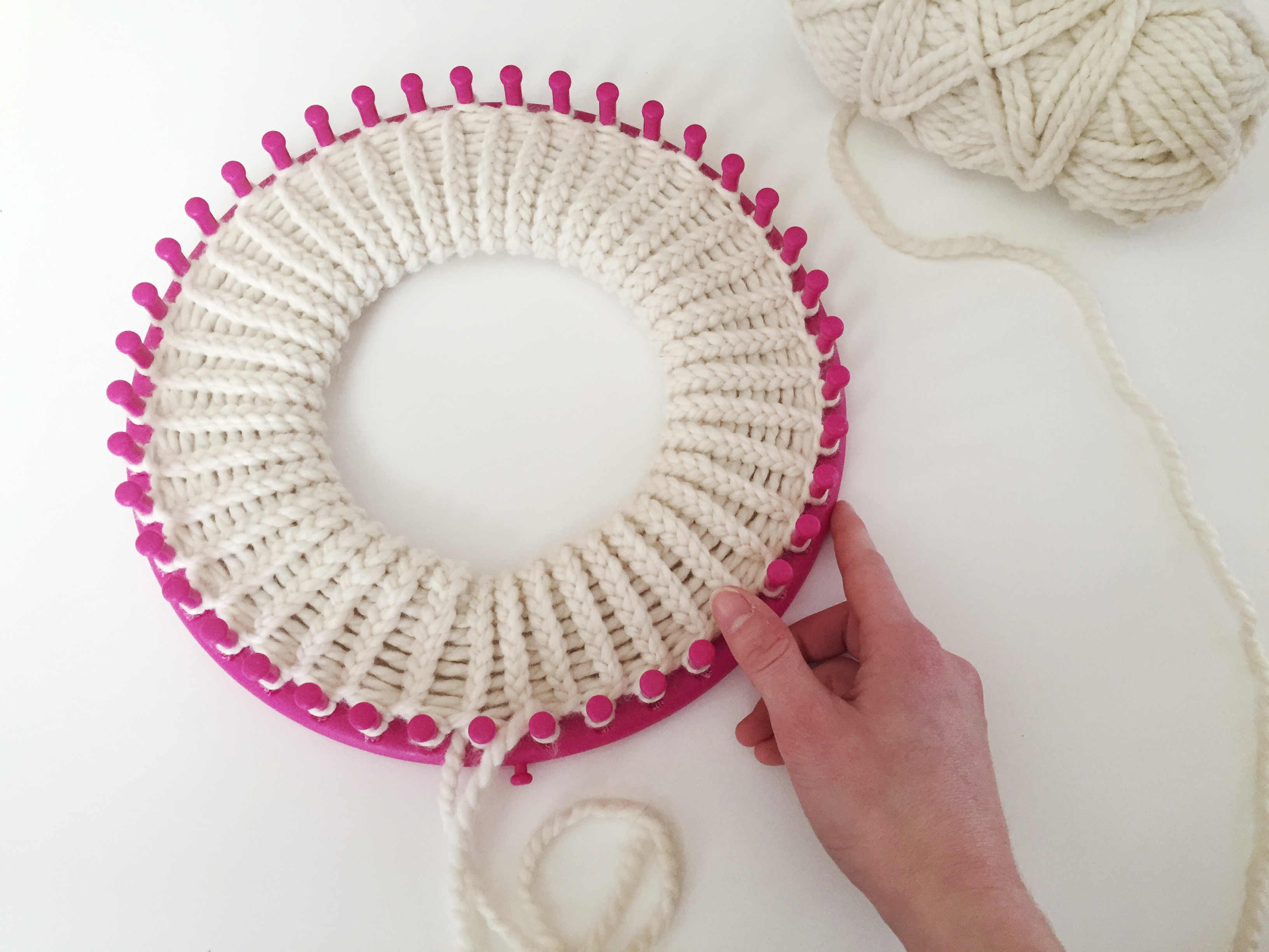 Loom Knit Tutorial